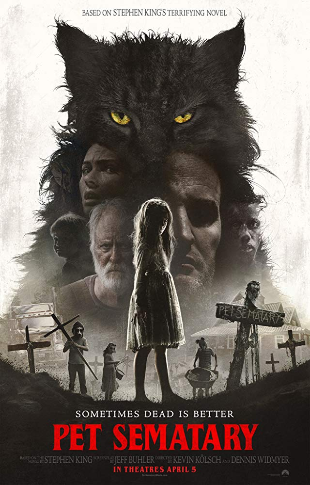 Pet Sematary 2019 Movies HDCam x264 Clean Audio New Source with Sample