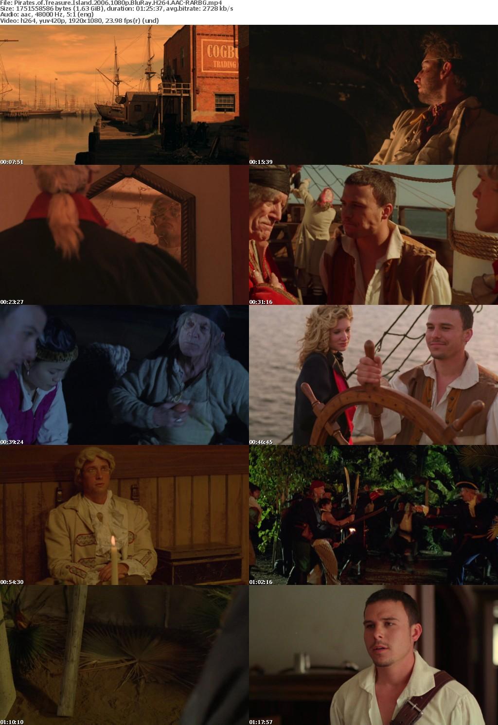 Pirates of Treasure Island (2006) 1080p BluRay H264 AAC-RARBG