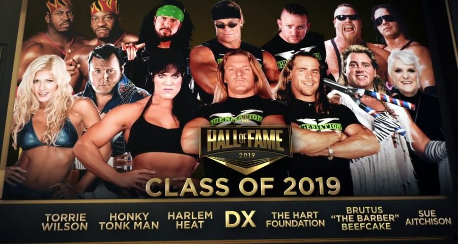 WWE Hall of Fame 2019 PPV WEBRip 480p  DLW
