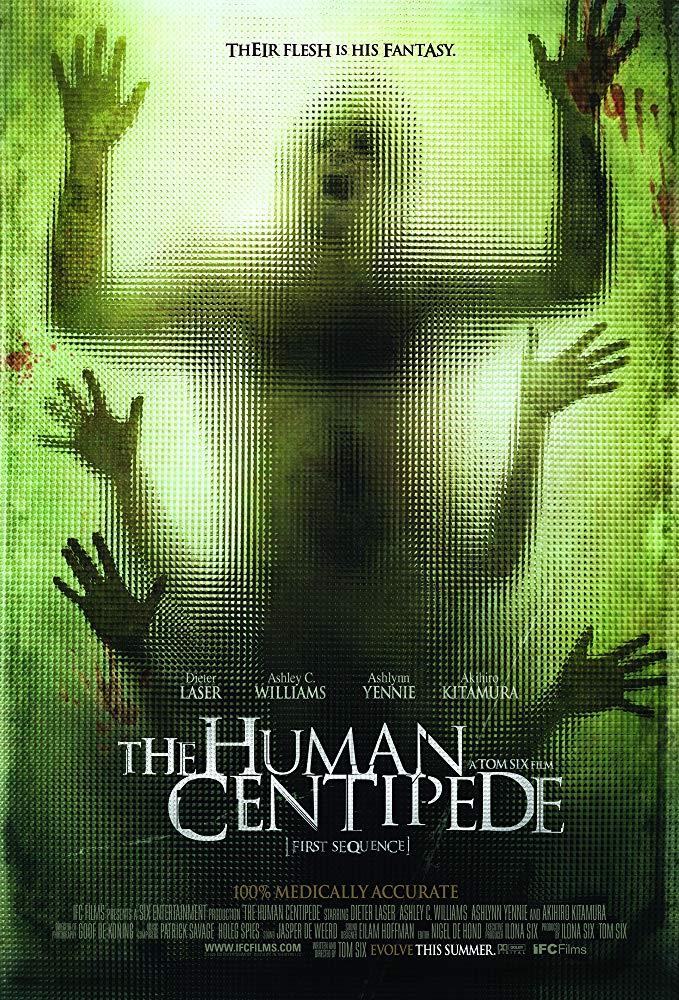 The Human Centipede 2009 720p BluRay x264-x0r