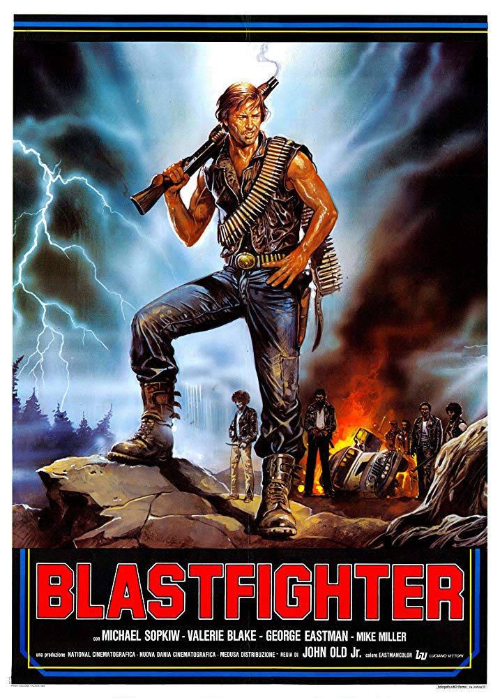 Blastfighter 1984 BRRip XviD MP3-XVID