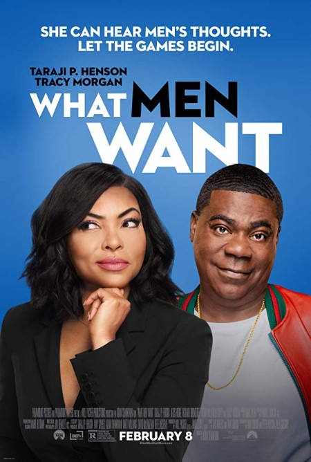 What Men Want (2019) 1080p WEB  DL DD5.1 H264  CMRG