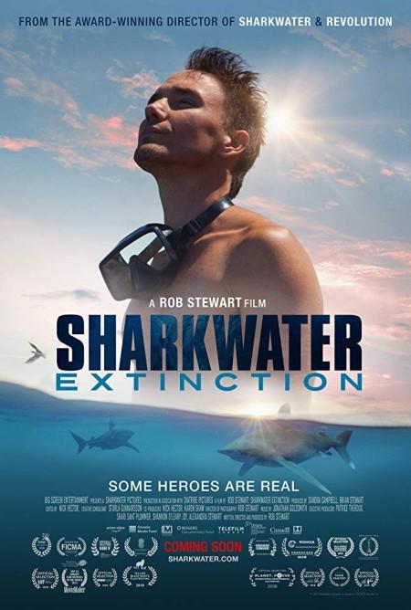 Sharkwater Extinction (2018) 720p WEBRip 800MB x264-GalaxyRG