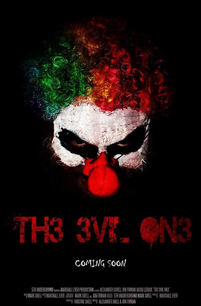 8 Ball Clown 2018 HDRip XviD AC3-EVO[TGx]