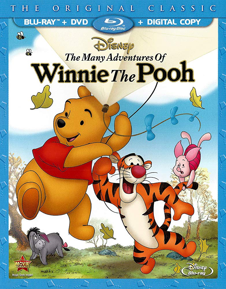 The Many Adventures of Winnie the Pooh The Story Behind the Masterpiece 2002 DOCU DVDRIP X264-WATCHABLE