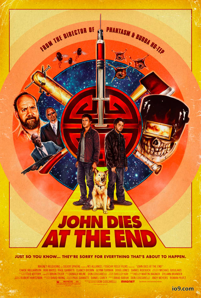 John Dies at the End 2012 [BluRay] [720p] YIFY