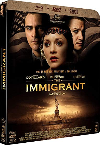 The Immigrant (2013) 720p BluRay Dual Audio Hindi Eng-DLW