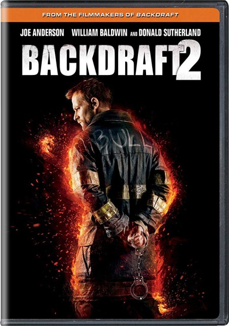 Backdraft 2 (2019) HDRip XViD-ETRG