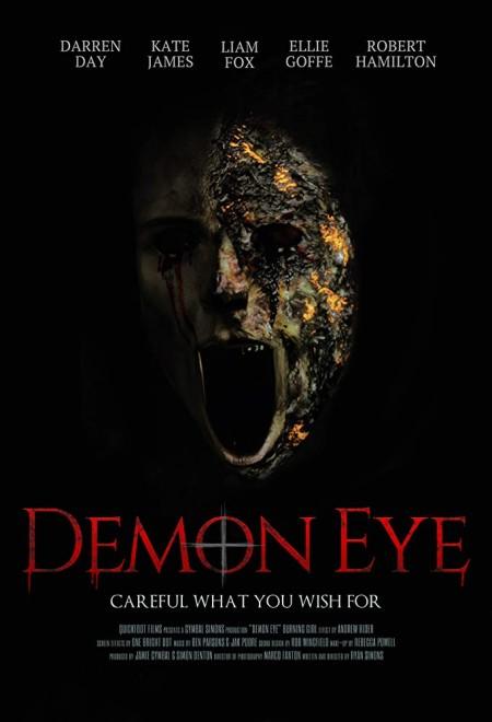Demon Eye 2019 HDRip AC3 x264-CMRG
