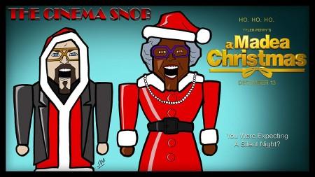 Tyler Perry's A Madea Christmas 2013 1080p BluRay x264 i c