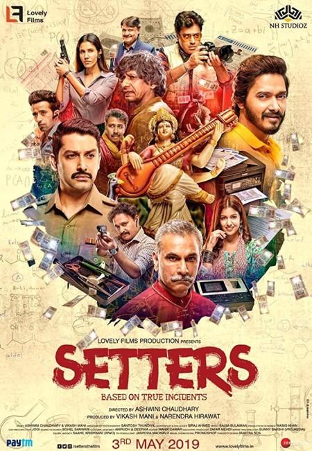 Setters 2019 480p PreDVD Rip 700MB Hindi Movie x264 CineVood Exclusive