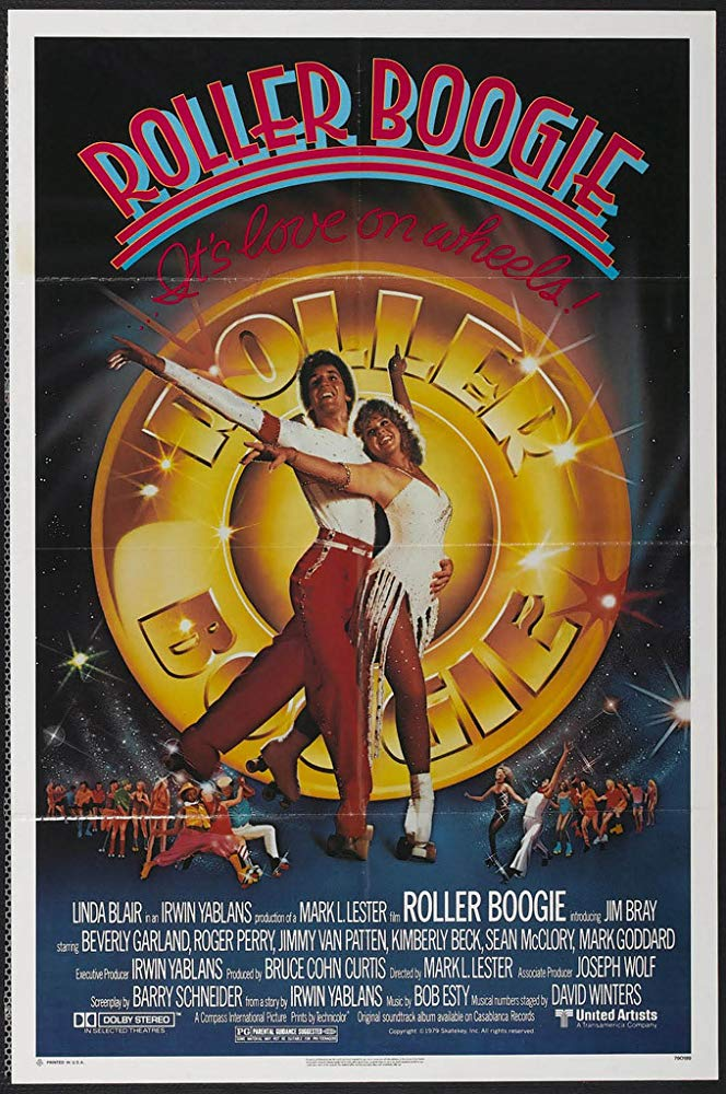 Roller Boogie 1979 BRRip XviD MP3-XVID