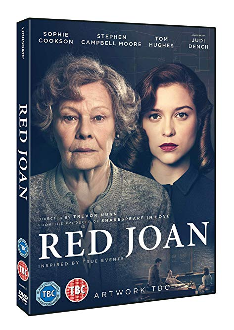 Red Joan (2019) 720p HDCAM 900MB 1xbet x264-BONSAI