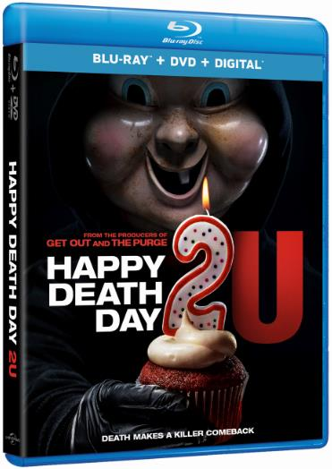 Happy Death Day 2U (2019) 720p WEB  DL H264 AC3  EVO