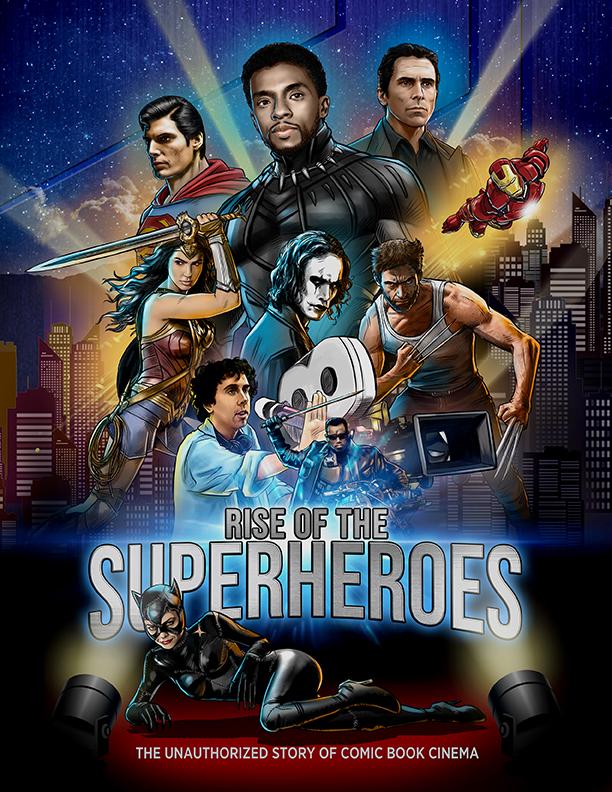 Rise of the Superheroes 2018 720p AMZN WEBRip DDP2 0 x264-NTG