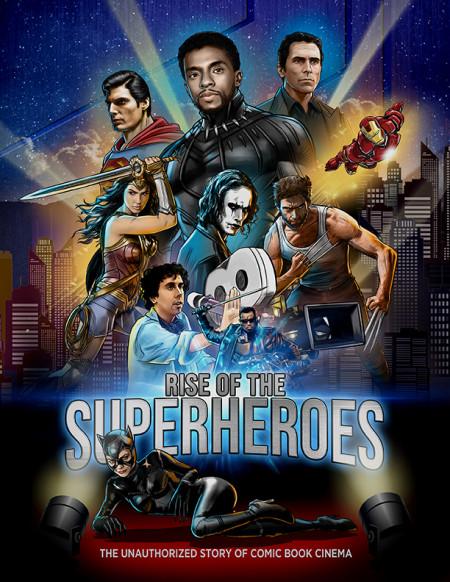 Rise of the Superheroes 2018 720p WEBRip 800MB x264-GalaxyRG