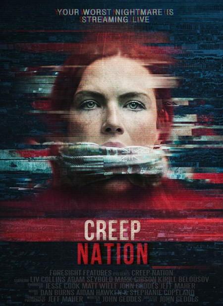 Creep Nation (2019) HDRip XviD AC3-EVO