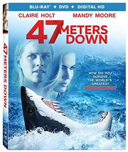 47 Metres Down (2017) 720p BluRay Dual Audio Eng Hindi ESubs  DLW