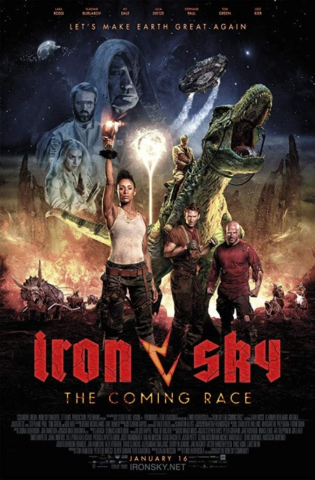 Iron Sky The Coming Race (2019) BRRip XviD AC3-EVO