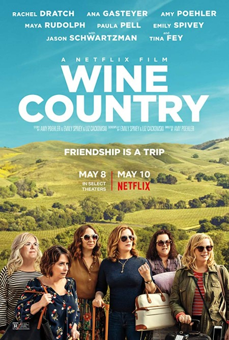 Wine Country (2019) NF WEB  DL Hin  Eng Multi Audio H264 DDP5.1  a2z Telly