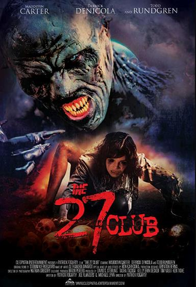 The 27 Club (2019) 1080p WEBRip 1400MB DD5.1 x264  GalaxyRG