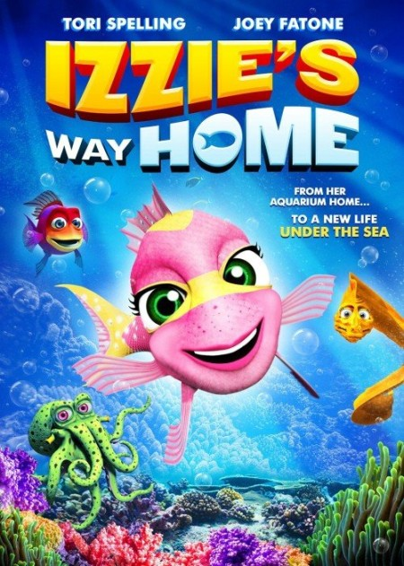 Izzies Way Home (2016) 1080p BluRay H264 AAC-RARBG