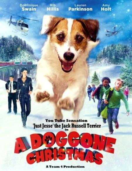 A Doggone Christmas (2016) 1080p WEBRip x264-RARBG