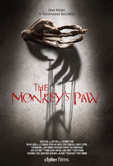The Monkeys Paw 2013 BRRip XviD MP3-XVID