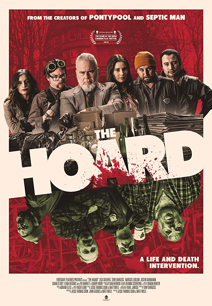The Hoard 2018 HDRip AC3 x264-CMRG