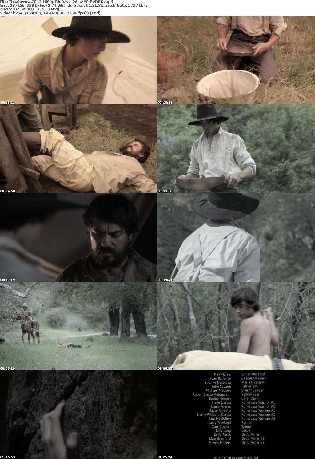 The Sorrow (2013) 1080p BluRay H264 AAC-RARBG
