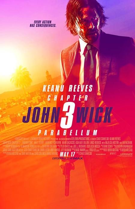 John Wick 3 (2019) 720p HDCAM English x264 - KatmovieHD