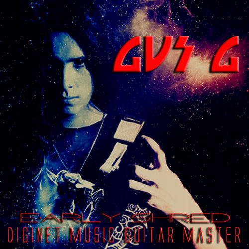 Gus G - Guitar Master: Early Shred 2019ak