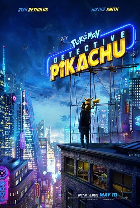 Pokmon Detective Pikachu 2019 HDCAM x264 AC3-ETRG