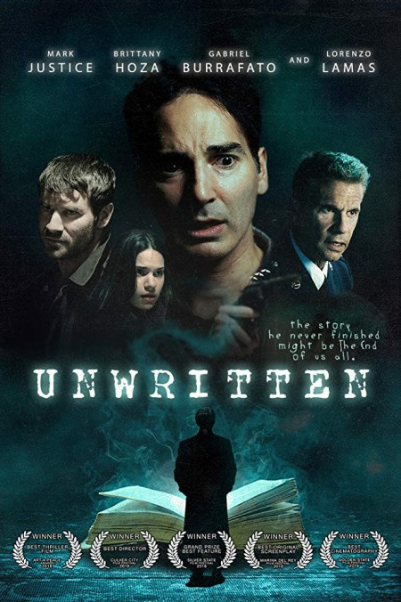 Unwritten (2018) HDRip AC3 x264-CMRG