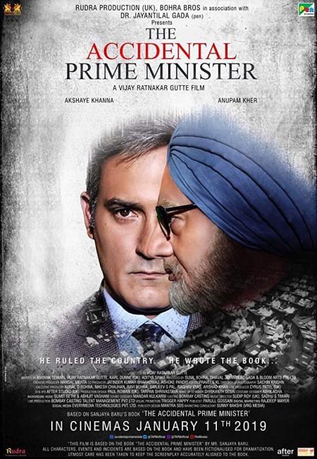 The Accidental Prime Minister (2019) Hindi HDRip x264 700MB TAMILROCKERS
