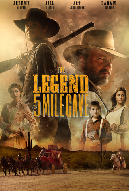 The Legend Of 5 Mile Cave 2019 1080p WEB-DL H264 AC3-EVO
