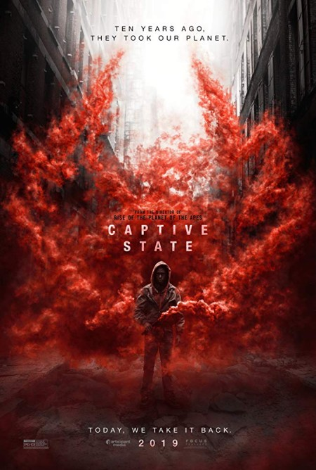 Captive State 2019 BRRip XViD-ETRG