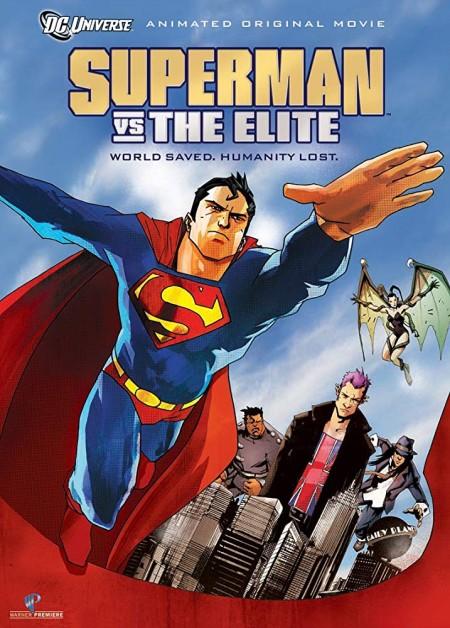 Superman vs The Elite (2012) 1080p BDRip x265 AAC 5 1 Goki SEV
