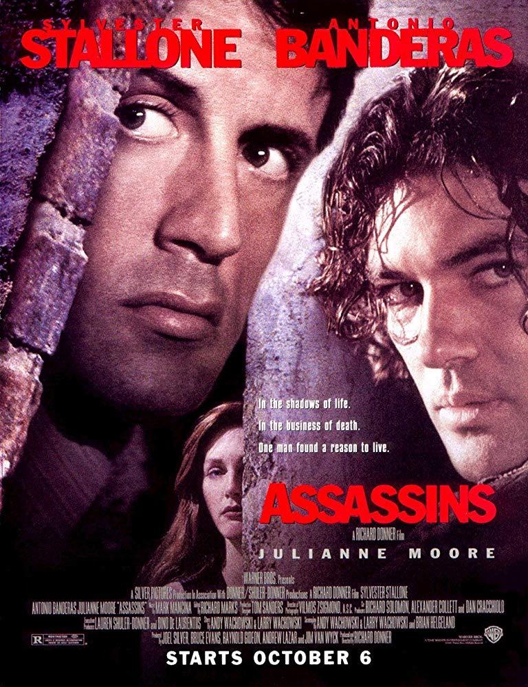 Assassins 1995 BRRip XviD MP3-XVID