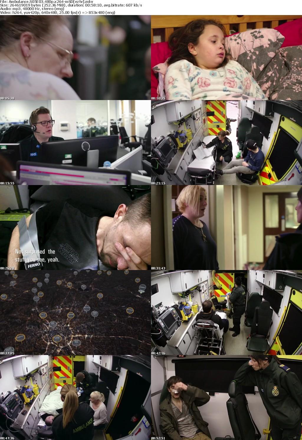 Ambulance S05E03 480p x264-mSD