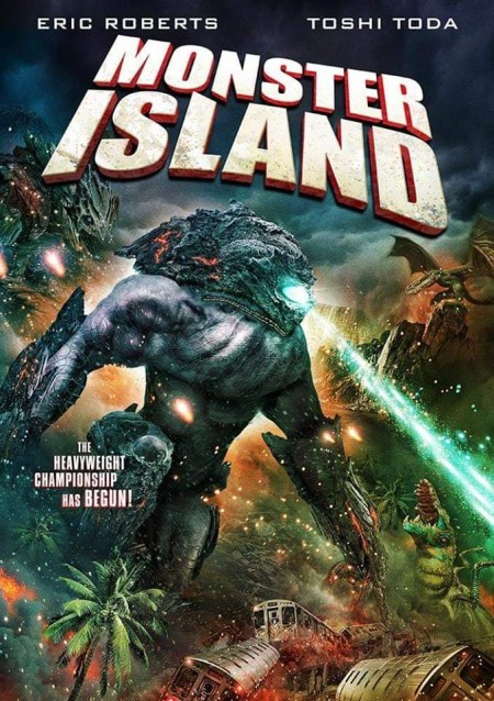 Monster Island (2019) HDRip XviD AC3 avi