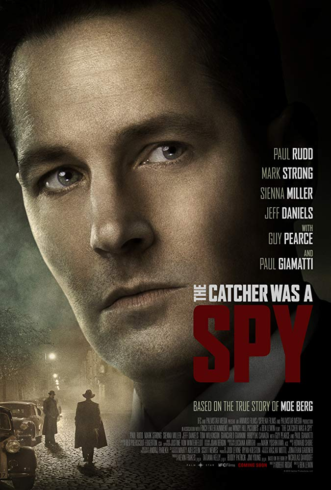 The Catcher Was a Spy 2018 WEBRip x264-ION10