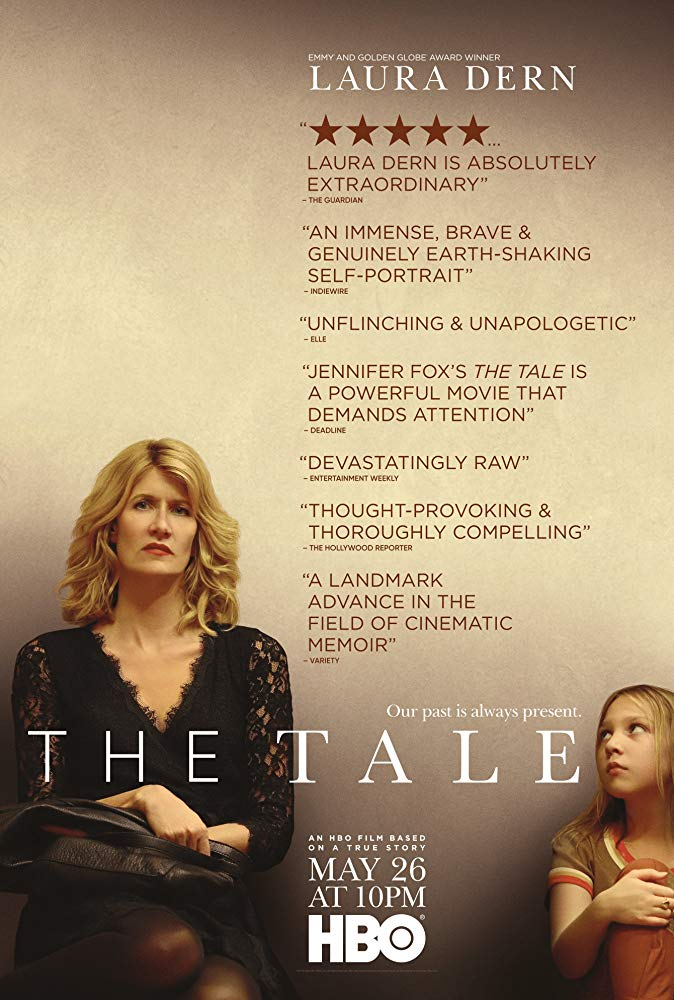 The Tale 2018 BRRip XviD AC3-EVO