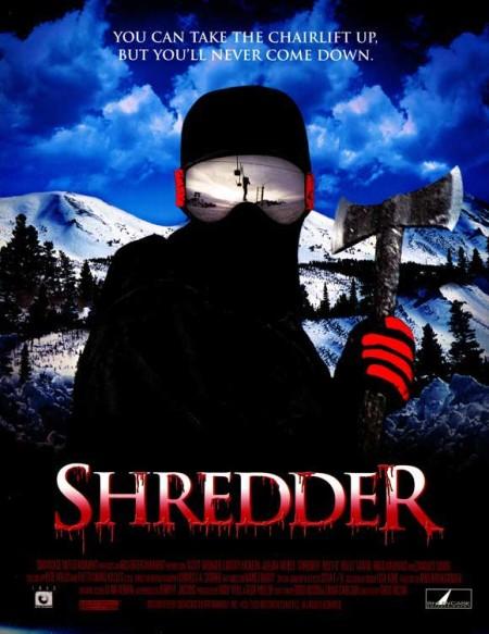 Shredder (2001) BRRip XviD MP3-XVID