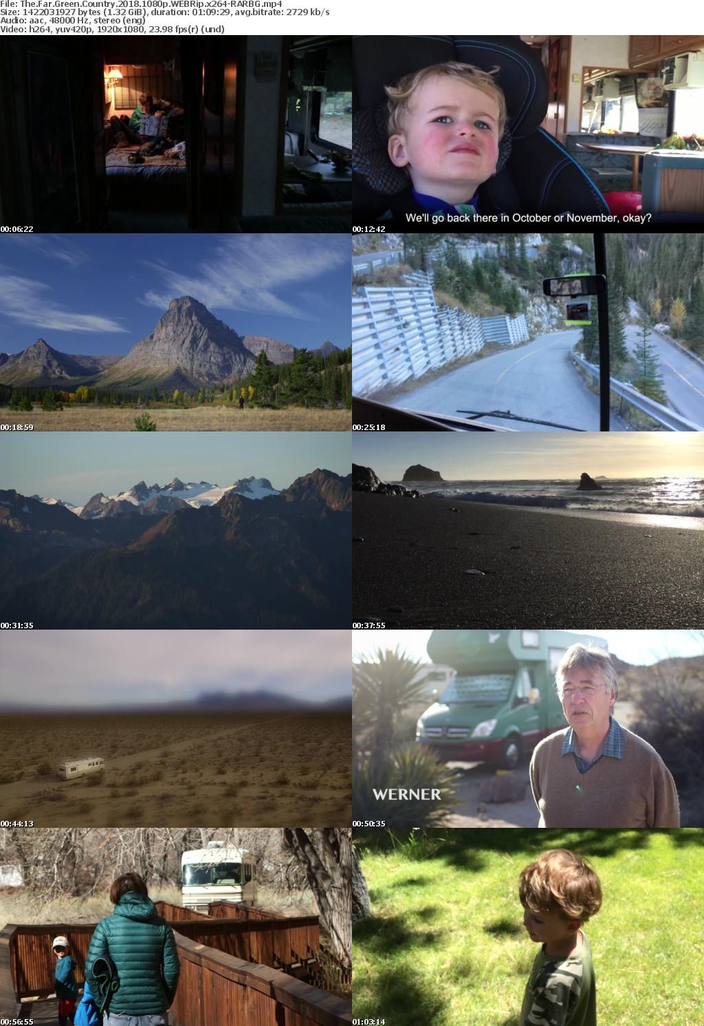 The Far Green Country (2018) 1080p WEBRip x264-RARBG