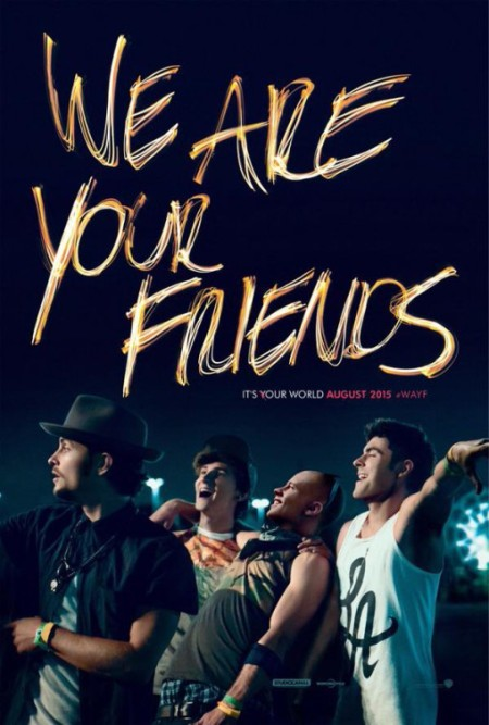 We Are Your Friends (2015) BRRip XviD MP3-XVID