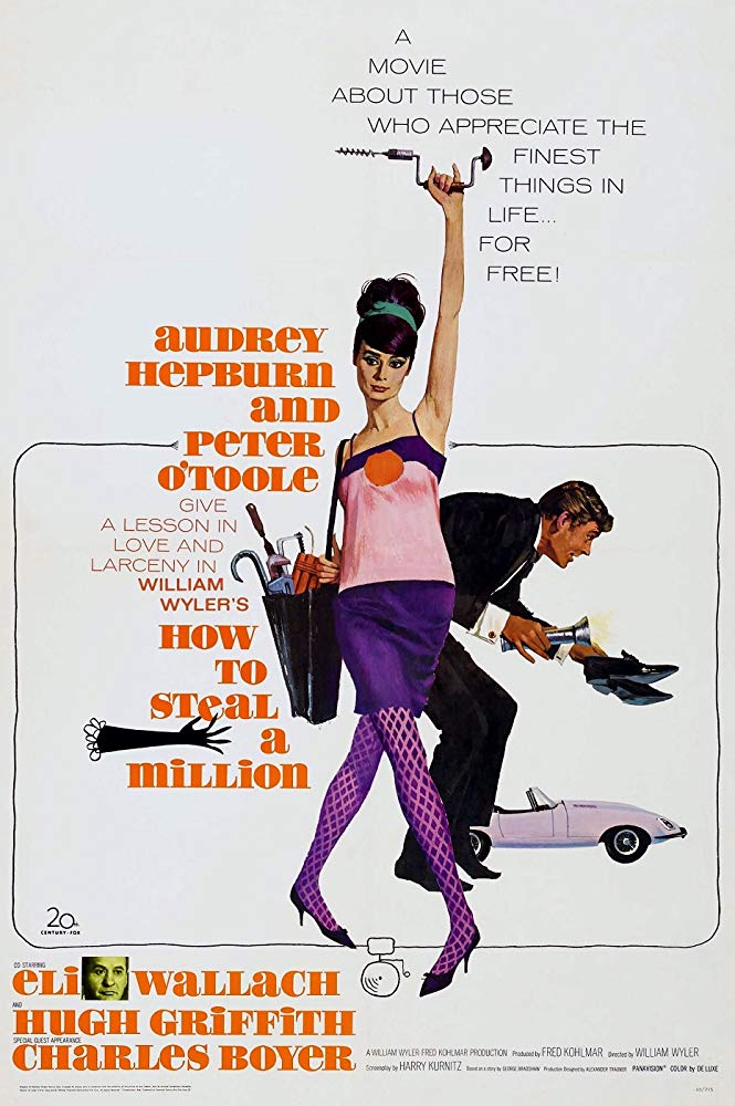 How to Steal a Million 1966 BRRip XviD MP3-XVID