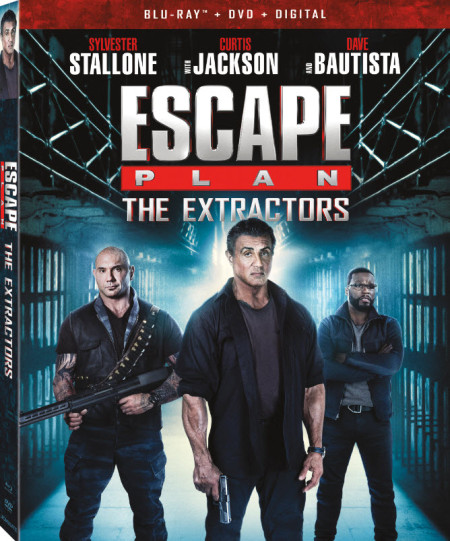 Escape Plan The Extractors 2019 1080p BluRay 1400MB DD5 1 x264-GalaxyRG