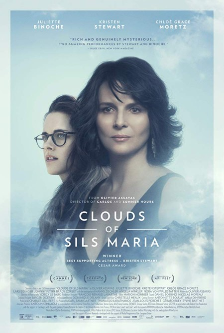 Clouds of Sils Maria 2014 BRRip XviD MP3-XVID