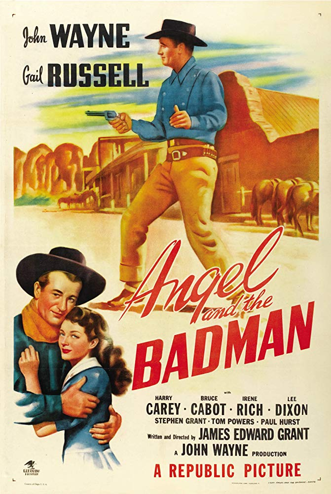 Angel and the Badman 1947 DVDrip x264 Stereo